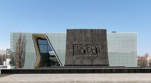 Muzeum Historii Żydów Polskich w Warszawie, Lahldema & Mahlamaki, Nagroda Roku 2013