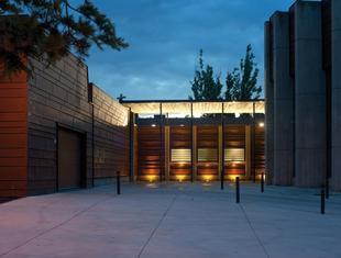 Krematorium w Saragossie. Współczesna architektura Hiszpanii