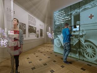Muzeum Skłodowskiej-Curie: odNowa