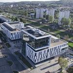 Budynek Neofilologii i rektoratu UG w Gdańsku