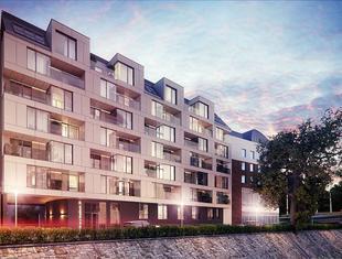 Wrocławskie Apartamenty Zyndrama z widokiem na Odrę