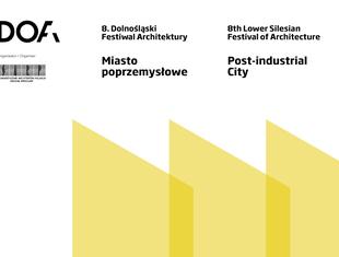 Ogłoszono program 8. Dolnośląskiego Festiwalu Architektury