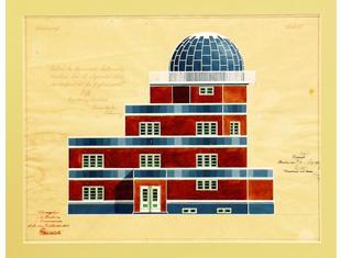 Szukasz dawnych zdjęć i architektonicznych planów? Zajrzyj na stronę internetową Muzeum Architektury