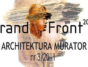 """Nagrody GrandFront dla """"Architektury-murator""""!"""